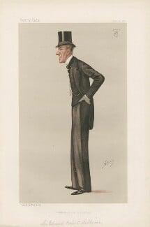Sir Edward Robert Sullivan, 5th Bt ('Men of the Day. No. 334.'), by Carlo Pellegrini - NPG D44230