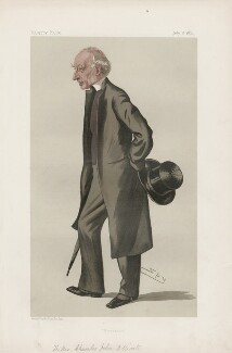 Charles John Ellicott ('Statesmen. No. 468.'), by Sir Leslie Ward - NPG D44235