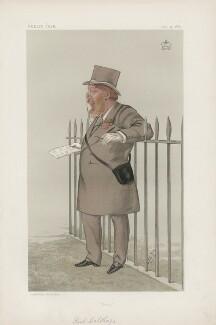 Frederick Henry William Gough-Calthorpe, 5th Baron Calthorpe ('Statesmen. No. 469.'), by Sir Leslie Ward - NPG D44236
