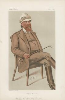 Sir Peter Stark Lumsden ('Men of the Day. No. 337.'), by Sir Leslie Ward - NPG D44238