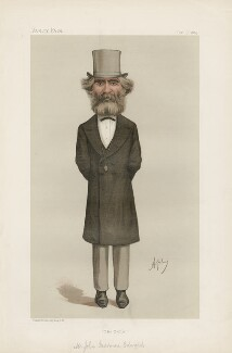 John Passmore Edwards ('Statesmen. No. 475.'), by Carlo Pellegrini - NPG D44248