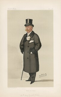 Hon Harry Tyrwhitt-Wilson ('Men of the Day. No. 352.'), by Sir Leslie Ward - NPG D44266
