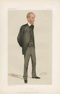 Lord Mark Ralph George Kerr ('Men of the Day. No. 354.'), by Sir Leslie Ward - NPG D44268