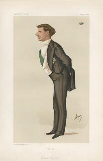 Count Constantino Nigra ('Statesmen. No. 483.'), by Carlo Pellegrini - NPG D44269