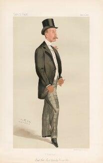 Lord Charles John Innes-Ker ('Men of the Day. No. 356.'), by Sir Leslie Ward - NPG D44271