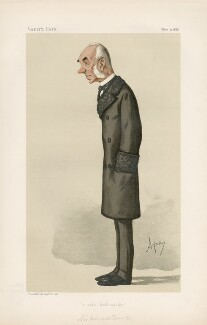 Sir Edward Thornton, by Carlo Pellegrini, printed by  Vincent Brooks, Day & Son - NPG D44272
