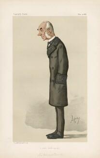 Sir Edward Thornton, by Carlo Pellegrini, printed by  Vincent Brooks, Day & Son - NPG D44272