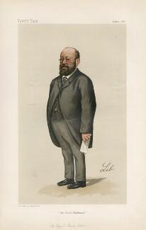 Lionel Louis Cohen ('Statesmen. No. 488.'), by Liborio Prosperi ('Lib') - NPG D44276