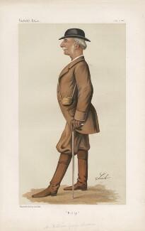 William George Craven ('Men of the Day. No. 363.'), by Liborio Prosperi ('Lib') - NPG D44286