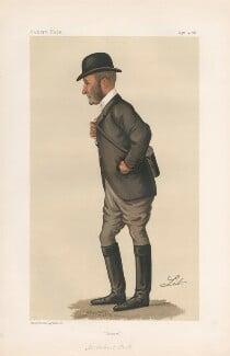 Robert Peck ('Men of the Day. No. 366.'), by Liborio Prosperi ('Lib') - NPG D44295