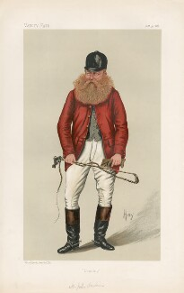 John Perkins ('Men of the Day. No. 366.'), by 'Hay' - NPG D44303