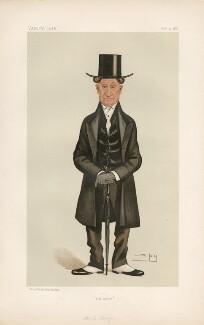 Edmund Sturge ('Men of the Day. No. 368.'), by Sir Leslie Ward - NPG D44306