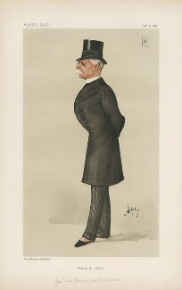 Sir Donald Martin Stewart, 1st Bt ('Men of the Day. No. 373.'), by Carlo Pellegrini - NPG D44315