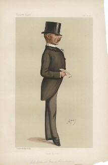 Edward James Saunderson ('Statesmen. No. 513.'), by Carlo Pellegrini - NPG D44321