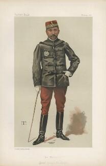 Georges Ernest Jean Marie Boulanger ('Statesmen. No. 514.'), by Théobald Chartran ('T') - NPG D44323