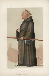 Father Ignatius (Joseph Leycester Lyne) ('Men of the Day. No. 375.'), by Carlo Pellegrini - NPG D44327