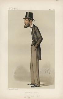 John Dillon ('Statesmen. No. 520.'), by Carlo Pellegrini - NPG D44331