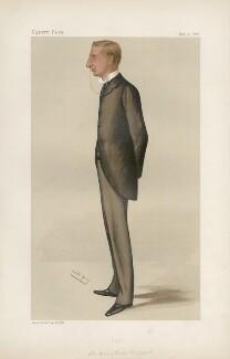 Sir (Henry) Rider Haggard ('Men of the Day. No. 376.'), by Sir Leslie Ward - NPG D44333