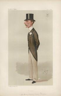 Henry Meysey Meysey-Thompson, 1st Baron Knaresborough ('Men of the Day. No. 377.'), by Carlo Pellegrini - NPG D44335