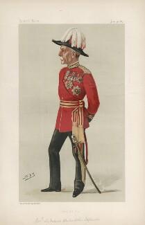 Sir Frederick Charles Arthur Stephenson ('Men of the Day. No. 379.'), by Sir Leslie Ward - NPG D44337