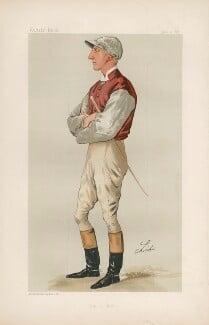 John ('Jack') Watts ('Men of the Day. No. 380.'), by Liborio Prosperi ('Lib') - NPG D44338