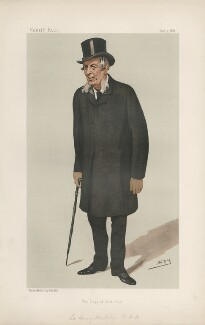 Sir Henry Barkly ('Men of the Day. No. 381.'), by Sir Leslie Ward - NPG D44340