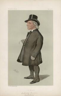 Edward White Benson ('Statesmen. No. 524.'), by Sir Leslie Ward - NPG D44343