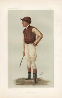 (Colin) George Barrett ('Men of the Day. No. 386.'), by Liborio Prosperi ('Lib') - NPG D44348