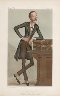 Arthur James Balfour, 1st Earl of Balfour ('Statesmen. No. 529.'), by Sir Leslie Ward - NPG D44351