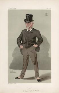 Sir Joseph Whitwell Pease, 1st Bt ('Statesmen. No. 530.'), by Sir Leslie Ward - NPG D44352