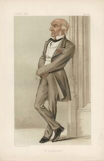William Ewart Gladstone ('Statesmen. No. 532.'), by Sir Leslie Ward - NPG D44357