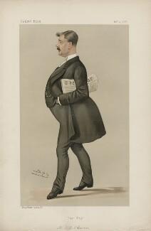 Thomas Power O'Connor ('Statesmen. No. 537.'), by Sir Leslie Ward - NPG D44374