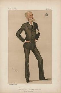 Alan Frederick Cathcart, 3rd Earl Cathcart ('Statesmen. No. 541.'), by Sir Leslie Ward - NPG D44381