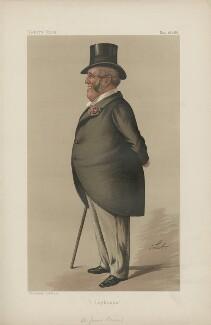 James Brand ('Men of the Day. No. 401.'), by Liborio Prosperi ('Lib') - NPG D44387