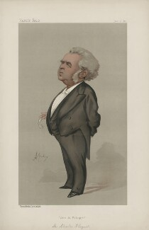 Charles Floquet ('Men of the Day. No. 403.'), by Carlo Pellegrini - NPG D44390