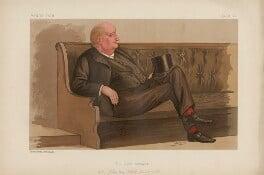 Sir John Hay Athole Macdonald, Lord Kingsburgh ('Statesmen. No. 545.