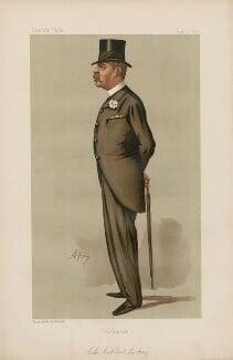 Cuthbert Larking ('Men of the Day. No. 407.'), by Carlo Pellegrini - NPG D44398