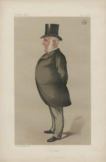 Edward Charles Baring, 1st Baron Revelstoke ('Statesmen. No. 551.'), by Liborio Prosperi ('Lib') - NPG D44403