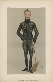Prince Albert Victor, Duke of Clarence and Avondale ('Princes. No. 9.'), by 'Hay' - NPG D44407