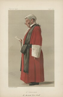 Sir Archibald Levin Smith ('Judges. No. 24.'), by Sir Leslie Ward - NPG D44410