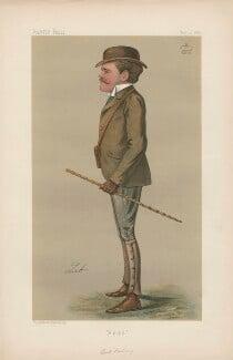 George Rodney, 7th Baron Rodney ('Men of the Day. No. 413.'), by Liborio Prosperi ('Lib') - NPG D44411