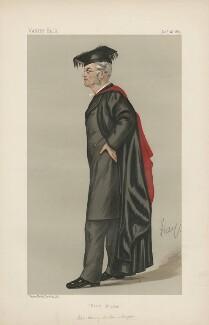 Henry Arthur Morgan ('Men of the Day. No. 417.'), by 'Hay' - NPG D44422