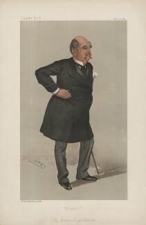 Sir William Tindal Robertson ('Statesmen. No. 561.'), by Sir Leslie Ward - NPG D44425