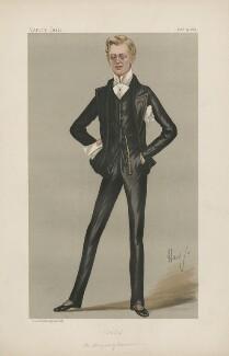 George Godolphin Osborne, 10th Duke of Leeds ('Statesmen. No. 562.'), by 'Hay' - NPG D44426