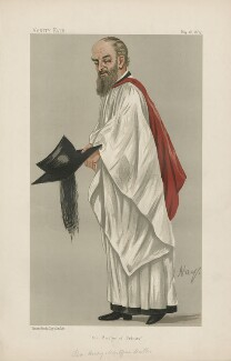 Henry Montagu Butler ('Men of theDay. No. 425.'), by 'Hay' - NPG D44438