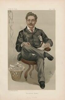 Harry Hananel Marks ('Men of the Day. No. 428.'), by Arthur H Marks ('AJM') - NPG D44441