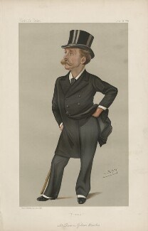 Thomas Gibson Bowles ('Men of the Day. No. 431.'), by Sir Leslie Ward - NPG D44446