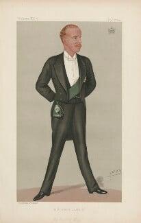 Alexander William George Duff, 1st Duke of Fife ('Men of the Day. No. 433.'), by Sir Leslie Ward - NPG D44448