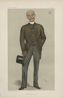 Henry James Tufton, 1st Baron Hothfield ('Men of the Day. No. 436.'), by Sir Leslie Ward - NPG D44451