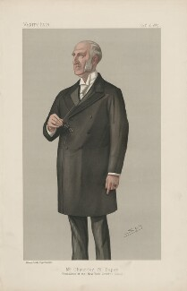 Chauncey Mitchell Depew ('Men of the Day. No. 445.'), by Sir Leslie Ward - NPG D44461
